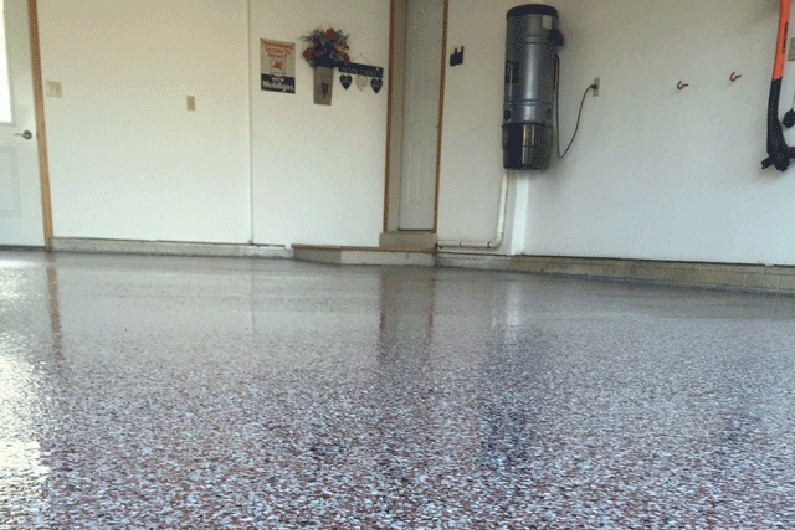 Garage Floors Sioux City